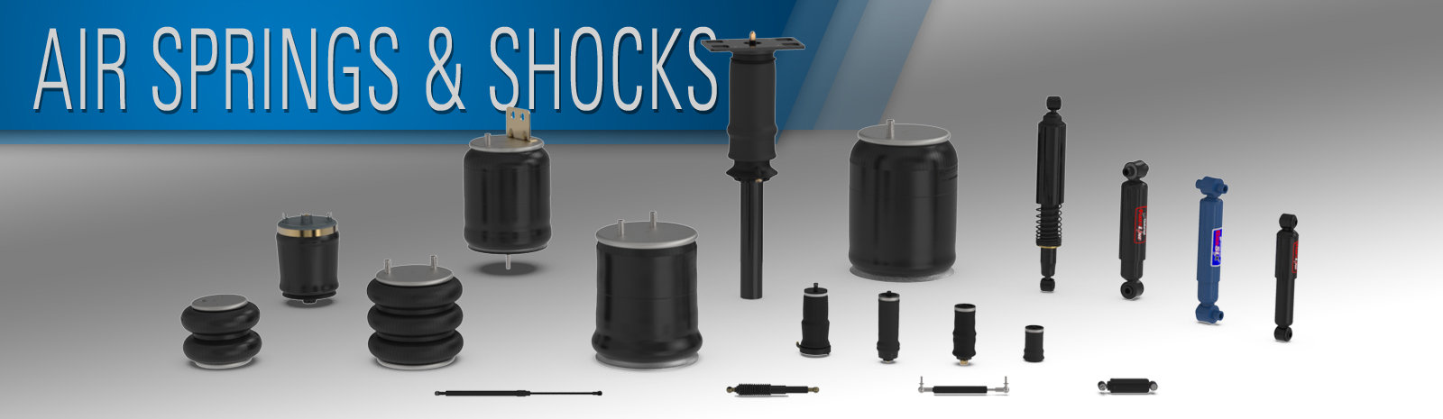 Air Spring & Shocks