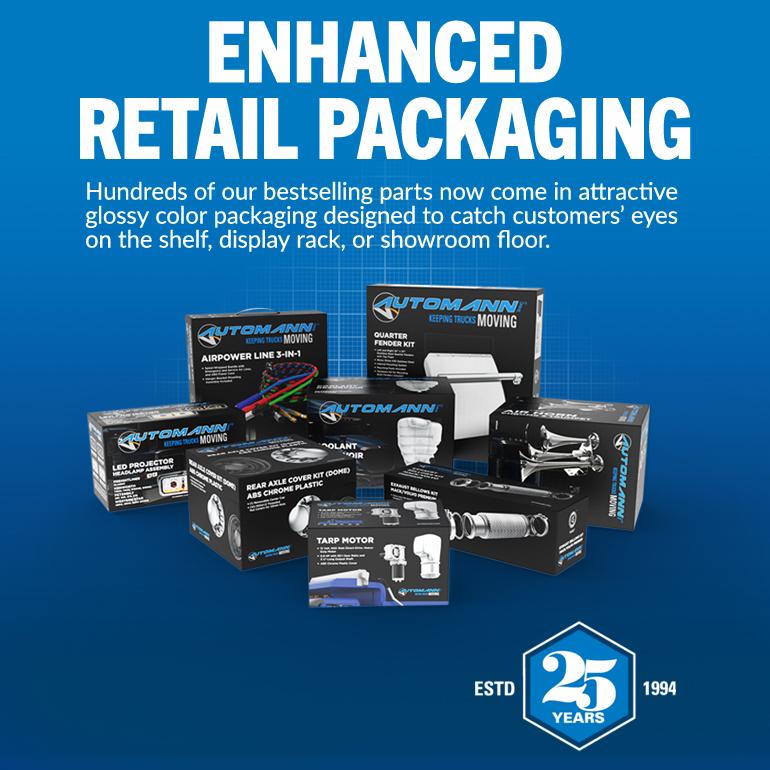 Enhanced Retail Packaging