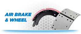 Air Brake & Wheel